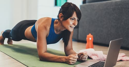 Advantages of Having an Online Personal Trainer